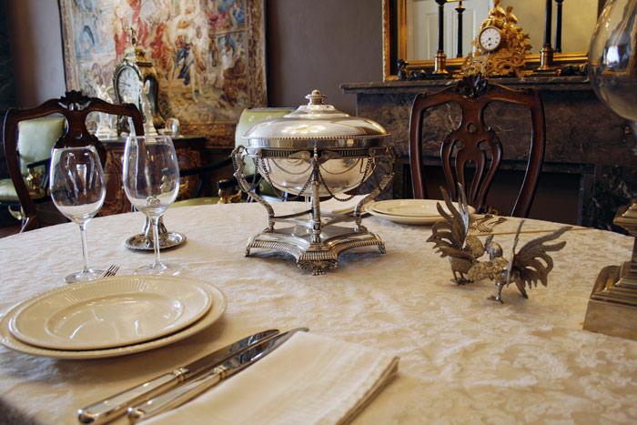 tweedehands tafel servies